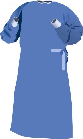 Disposal gown